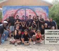 Village Camp Project RISE 2015