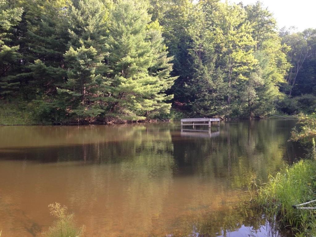 camp pond