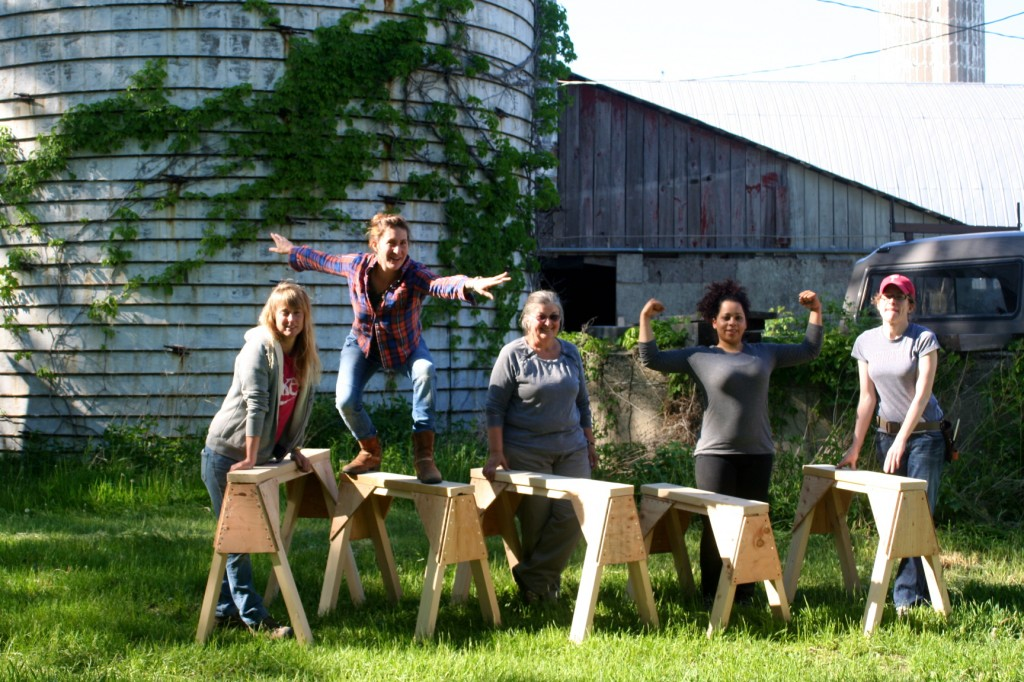 Carpentry Retreat for Women, Sept 16-18
