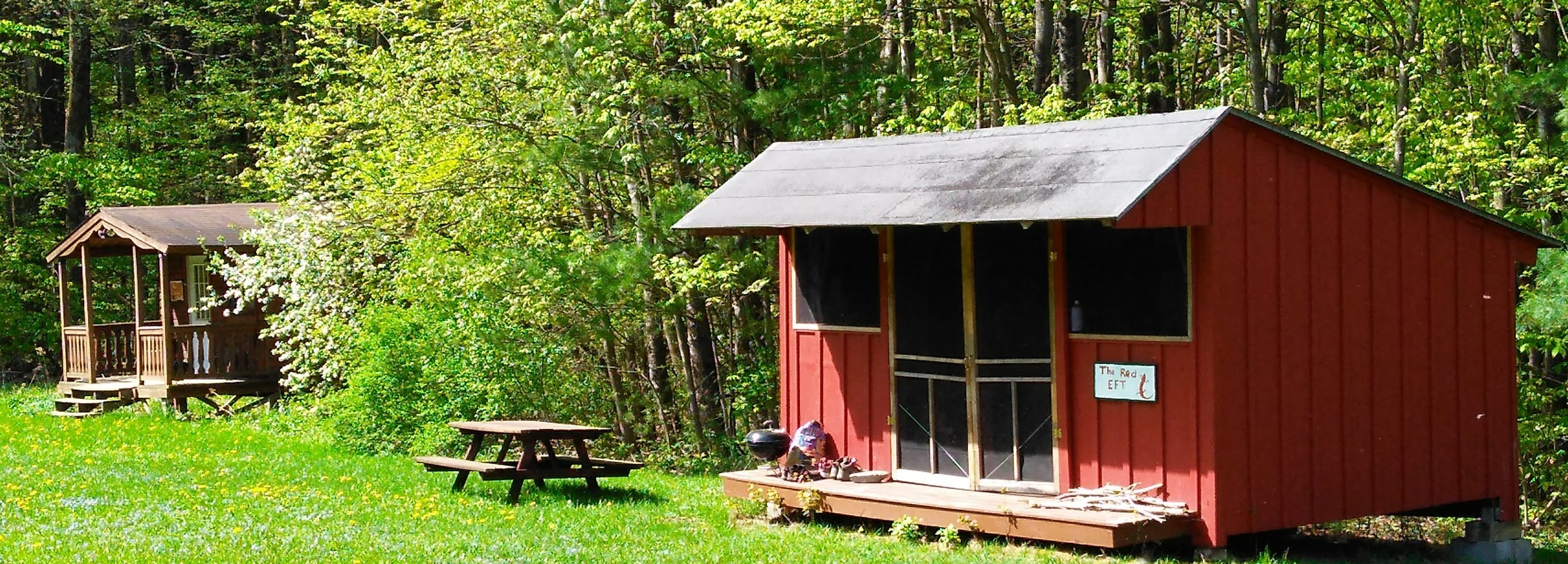 Woodland Campground RE-OPENS IN MAY 2021