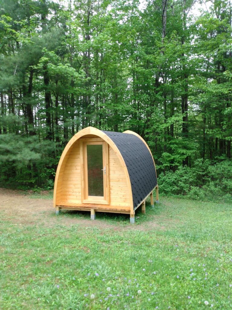 Woodland Campground Open for Reservations
